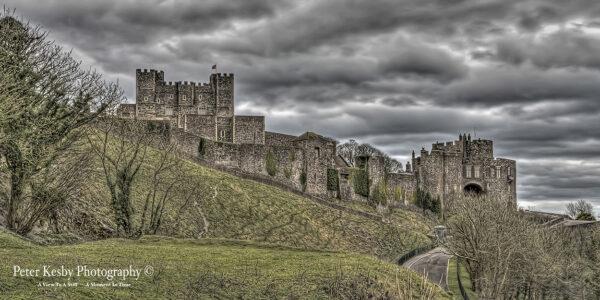 Dover Castle Standing Proud