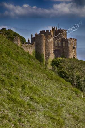 Dover Castle - Entrance