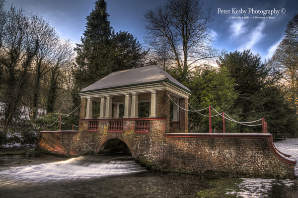 Russell Gardens - Bridge #1