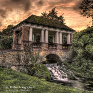 Russell Gardens - Bridge #3