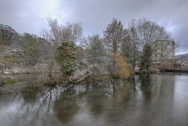 Crabble Mill - Dusting Of Snow