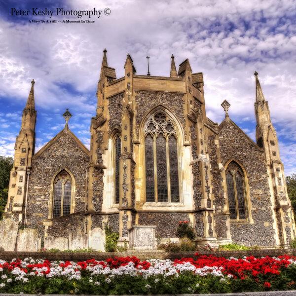 The church Of St Mary The Virgin