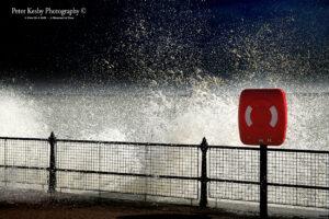 Dover Promenade - Rough Sea