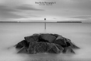 Dover Beach - Rock - Long Exposure
