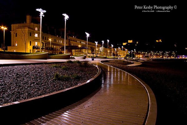 Dover Seafront - Night