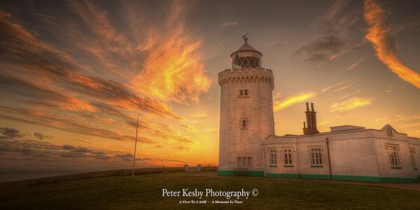 South Foreland lighthouse - Sunset - #1