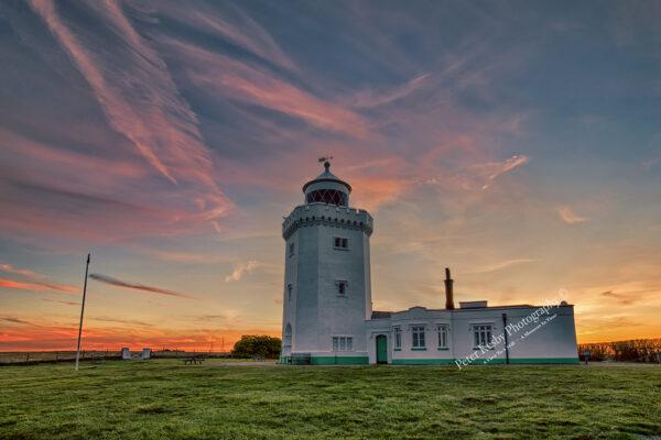 South Foreland Lighthouse - Sunset - #2