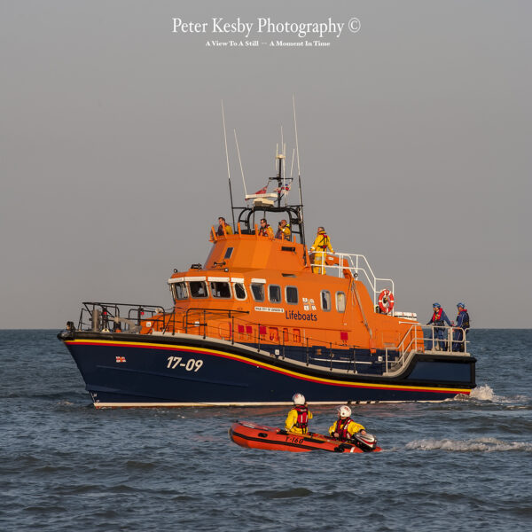 Dover Lifeboat - Deal Regatta