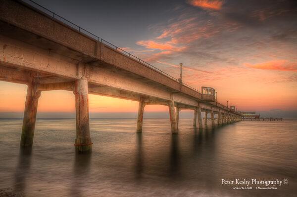 Deal Pier - Sunset