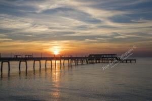 Deal Pier - Sunrise - #1