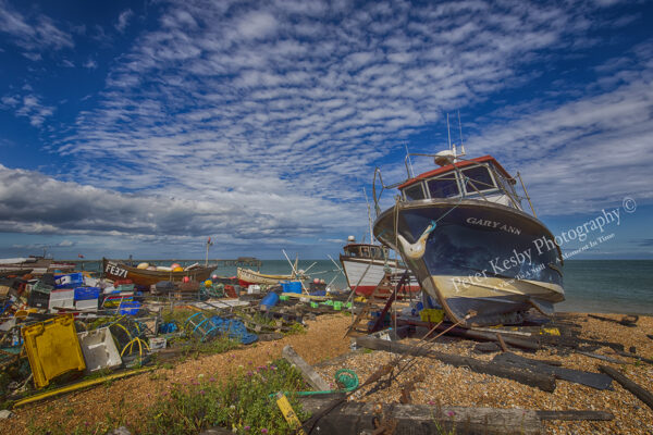 Fishing Scene - Deal