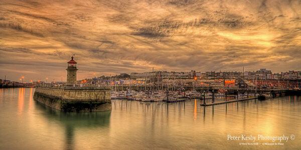Ramsgate - Sunset - Lighthouse - Harbour