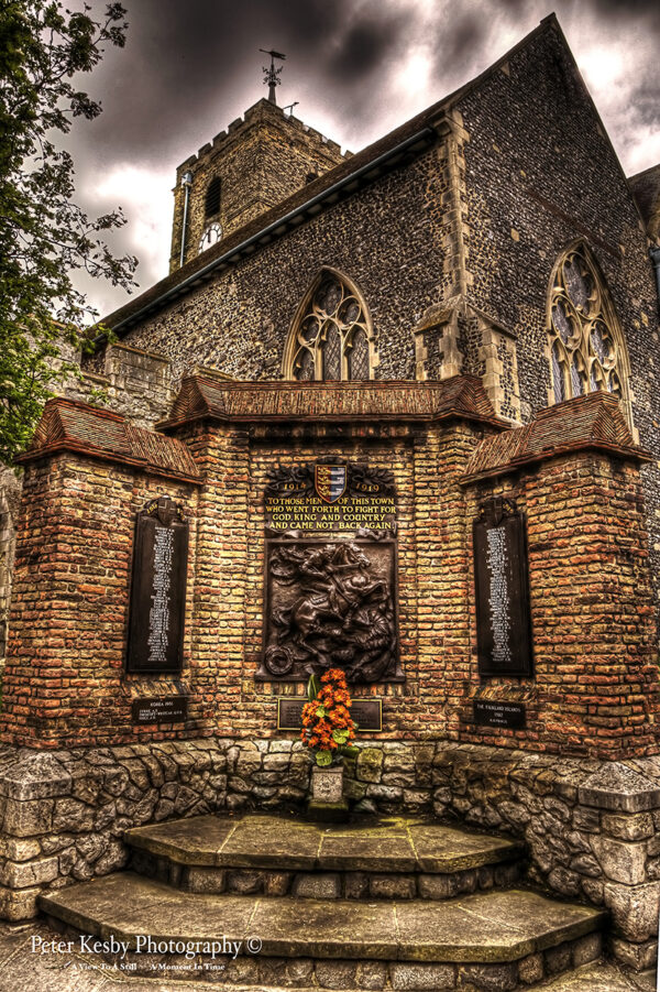 St Peters Church - Sandwich