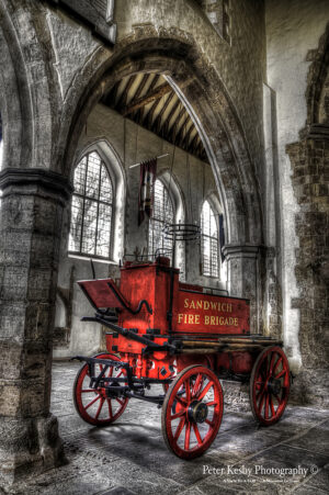 Fire Truck - St Peters - #1