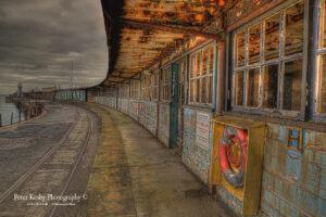 Down The Old Pier - Folkestone