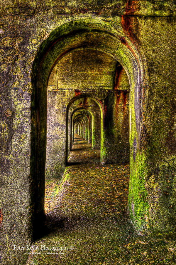 Under The Arches - Folkestone