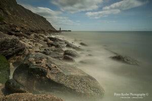 Rocks - Long Exposure - Folkestone