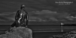 Mermaid - Night - Panoramic