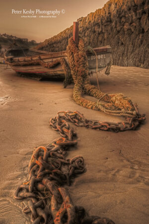 Big Chain - Rope - Little Boat