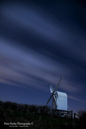 Chillenden Windmill - Night