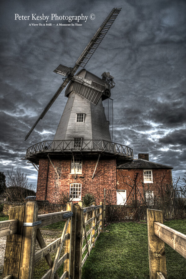 Willesborough Windmill