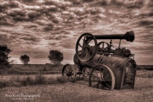 Traction Engine - Preston
