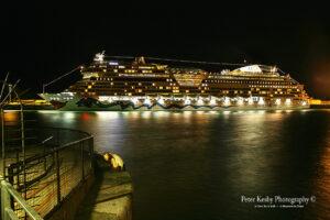 Aida Blu At Night - #1