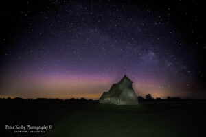 St Thomas A Becket - Night Sky