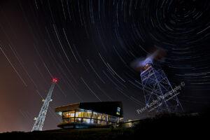 Dover Coastgaurd Station - Night