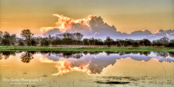 Cloud - Reflection - Fairfield