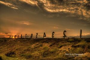 MOD - Firing Range - Hythe - Sunset