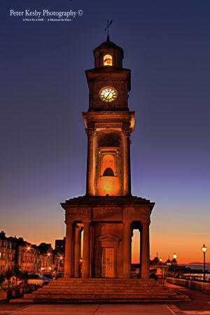 Herne Bay - Dusk - Clock Tower