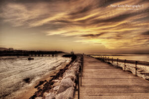 Neptunes Arm - Herne Bay - Sunset