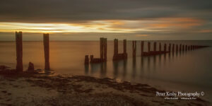 Minnis Bay - Sunset - Panoramic