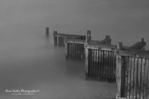 Minnis Bay - Groyne - Mono