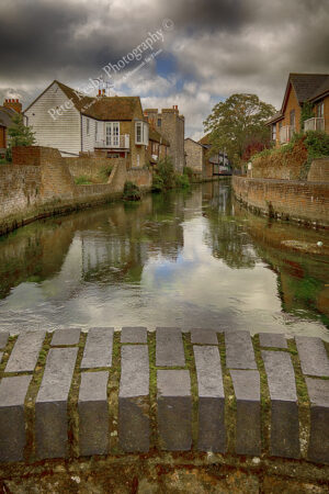 Canterbury - Near Westgate Towers