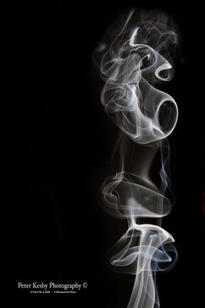 Smoke - Abstract - #4