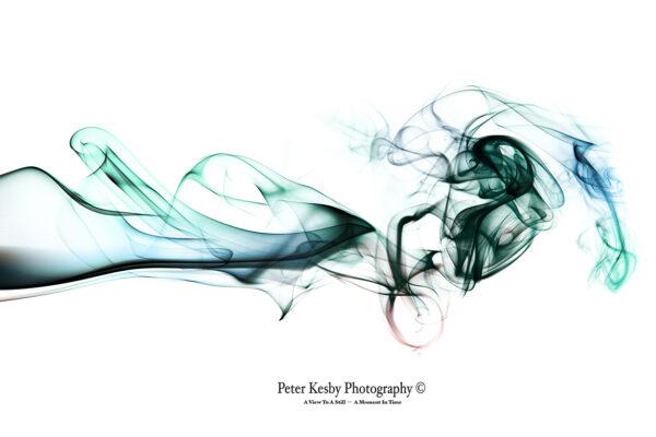 Smoke - Abstract - #6