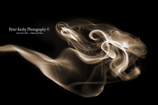 Smoke - Abstract - #7