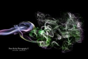 Smoke - Abstract - #10