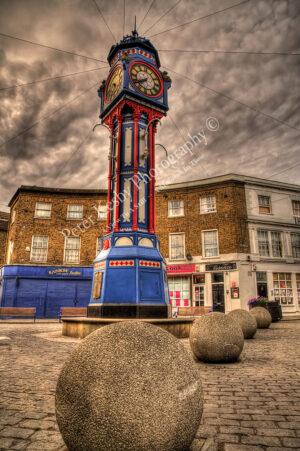 Clock Tower - Sheerness
