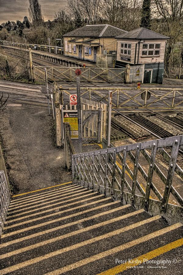 East Farleigh Station